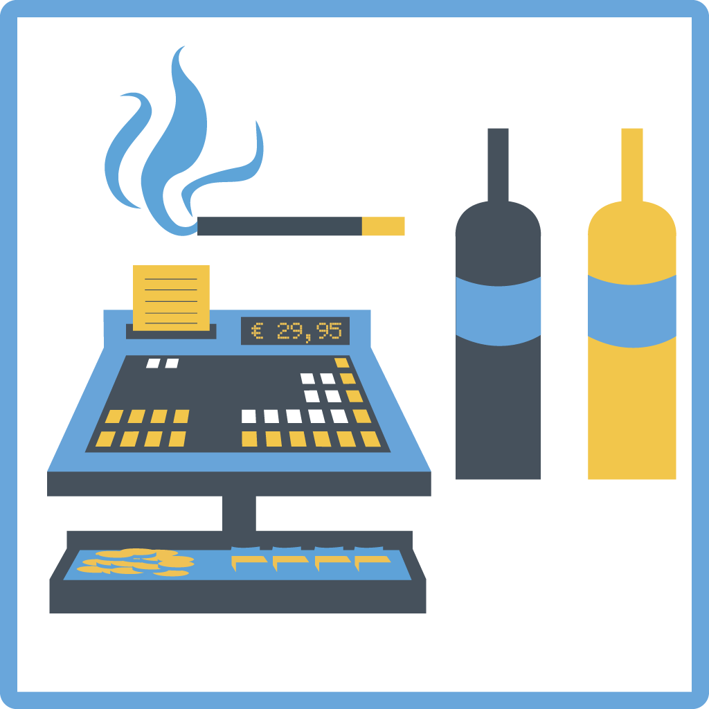 Cursus Kassacheck alcohol en tabak